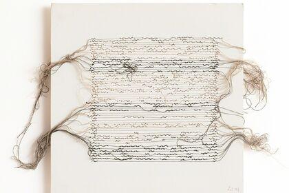 Threading Spaces - Nedda Guidi, Elisabetta Gut, Maria Lai, Franca Sonnino