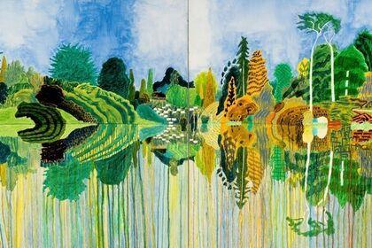 Adrian Berg RA (1929-2011) - A Human Nature