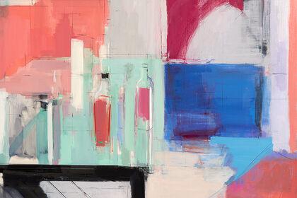 "Lana Z Caplan ""Dunites"" / Peri Schwartz ""Color & Process"""