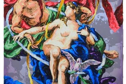 Lennart Grau – Straining Glory