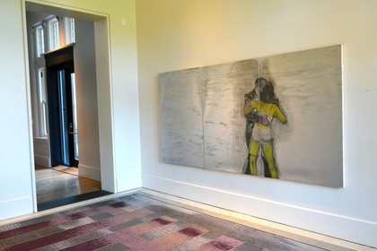 The Corridors Gallery at Hotel Henry: A Resource:Art Project