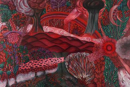 HARTMUT NEUMANN - Overgrown and Disappeared