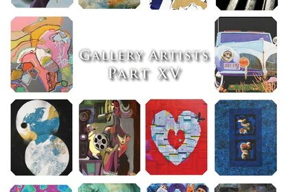 Gallery Artists Part XV