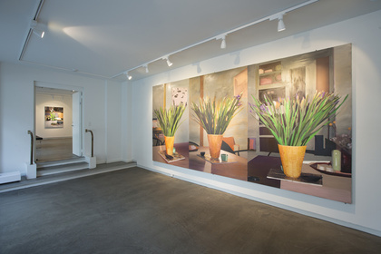 Erik A. Frandsen: New Works / Flower Angles