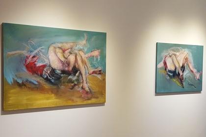 Stéphanie Leblon 'Fused Motions'