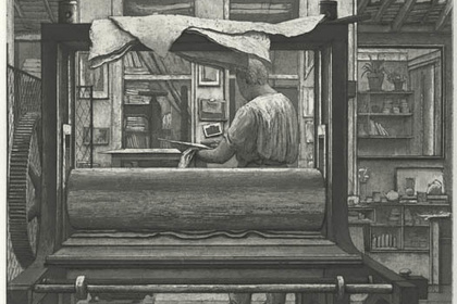 The Art of the Print: Prints about Printmaking