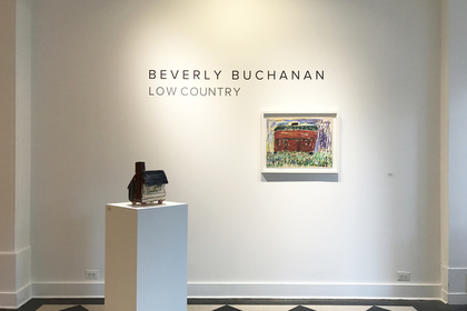 Beverly Buchanan: Low Country