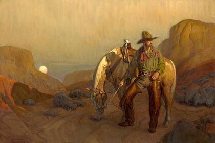 "Eric Bowman ""Storybook Cowboy"""