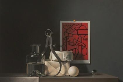 Guy Diehl: Art About Art: A Luminous Pursuit