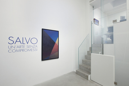 SALVO. AN ART WITHOUT COMPROMISES