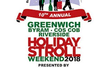 10th Annual Greenwich Holiday Stroll Weekend 2018