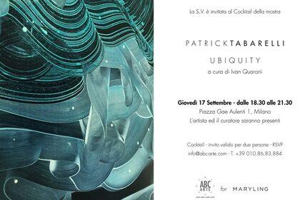 Patrick Tabarelli | UBIQUITY