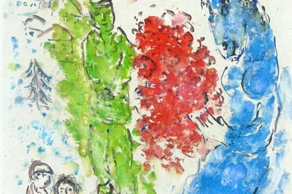 CHAGALL: A SYMPHONY OF COLOURS