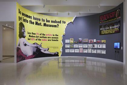 Art at the Center: Guerrilla Girls