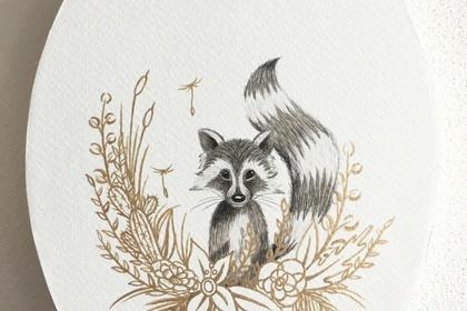 Petals & Paws: An Exhibition by Emiko Woods & Marissa Quinn