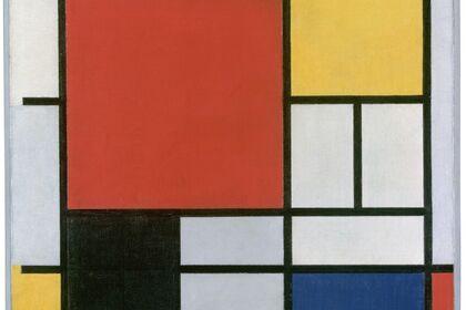 Mondrian and Colour