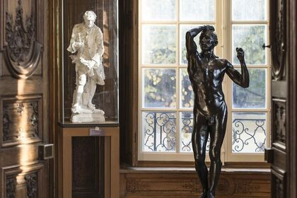 Reopening of Musée Rodin