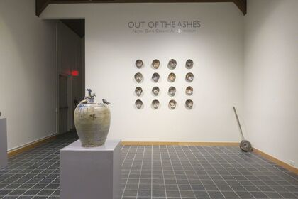 Out of the Ashes: Notre Dame Ceramic Art Symposium