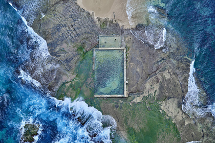 OCEANS by David Burdeny - Feature for Scotiabank CONTACT Photography festival