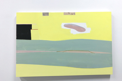 FRANCES BARTH: NEW PAINTINGS 2011-2017