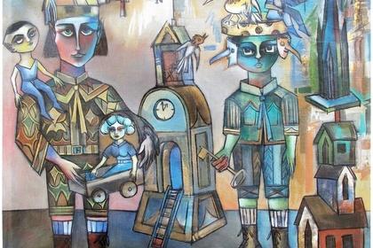 Nicolás Cuéllar: Dream Weaver / Tejedor de Sueños