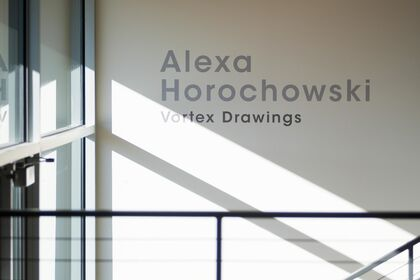 Alexa Horochowski: Vortex Drawings