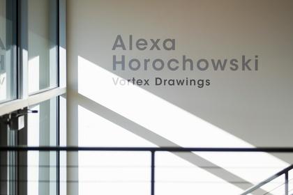 Alexa Horochowski: Vortex Drawings