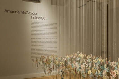 Amanda McCavour: Inside/Out