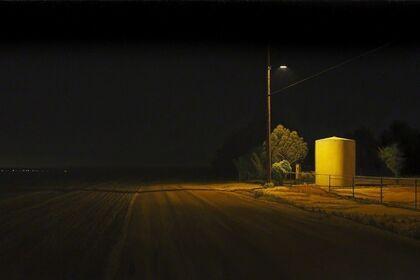David Hines - 3 AM: Mojave Desert