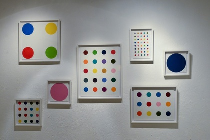 Damien Hirst in Santo Domingo