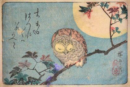 Hiroshige: Birds & Flowers