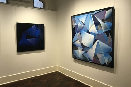 Zac Kourkoravas: Blue Lines