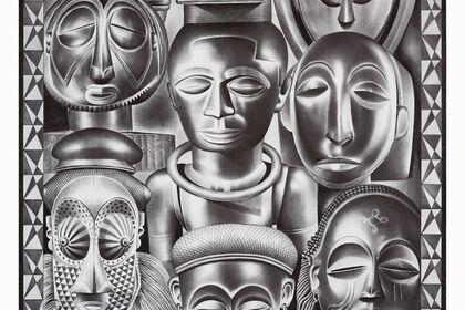 TSHAM - exhibition of his drawings