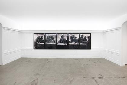 ANDRES SERRANO: Selected Works 1984 - 2015 & HOMEROOM