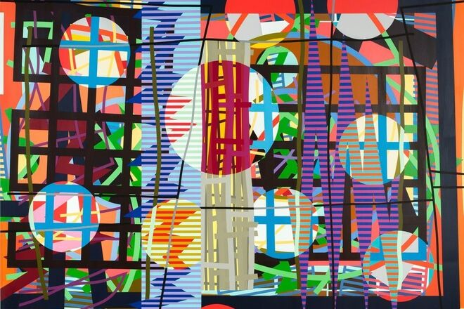 Steve McCallum: Paintings 1984-1998