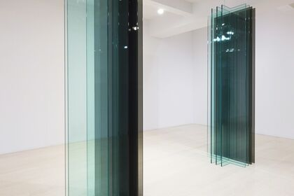 "Robert Irwin: New ""SCULPTURE/CONFIGURATIONS"""
