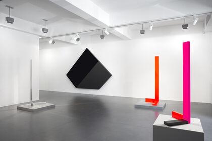 """Gerold Miller """"Section"""" + """"Verstärker"""" New Works"""