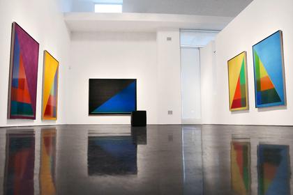 "Jonathan Forrest - ""Building Blocks of Colour"""