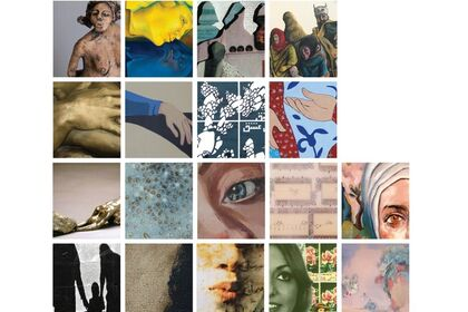 ART BRIEF IV: Iranian Contemporary San Francisco