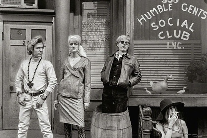 Fink on Warhol: New York Photographs of the 1960s