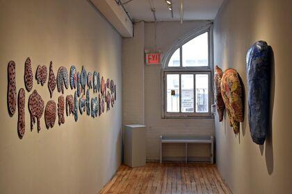 On the Wall: Susan Lisbin