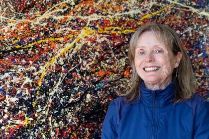 Solo Exhibition: Pat McNabb Martin