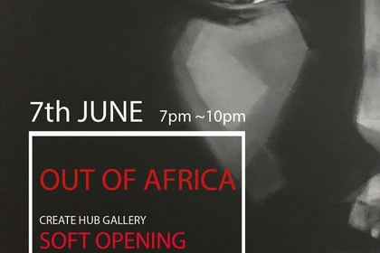 Our of Africa, Soft Opening new gallery space
