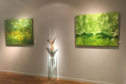 Exhibition THE HAGUE - Geert Verstaen