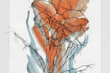 Ghada Amer & Reza Farkhondeh: Love is a Difficult Blue