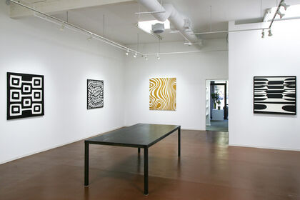 Marge Rector: Abstract and Captured Forms, 1967 to 1975