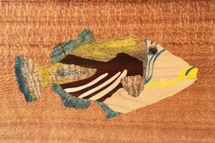 Beyond Marquetry - The Art of David Reisland