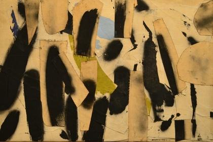 Conrad Marca-Relli, The prodigy of collage