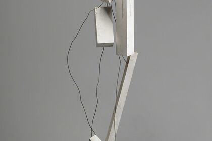 Joel Shapiro: Plaster, Paper, Wood, and Wire