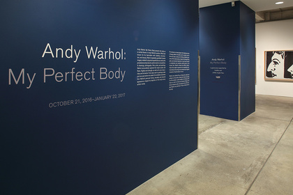 Andy Warhol: My Perfect Body